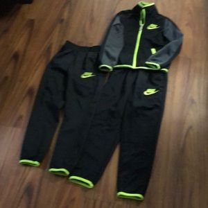Boys Nike Tracksuit